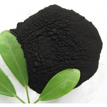Organic Fertilizer 100% Water Soluble Humic Acid or Potassium Humate 50%--70%