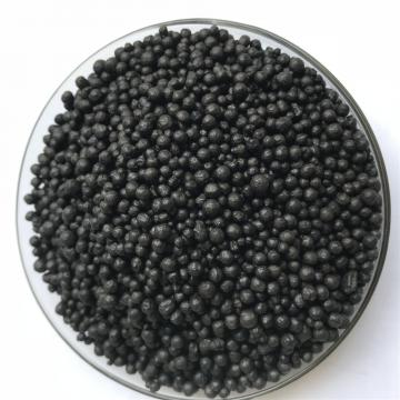 Black Particles Organic Fertilizer with ISO From Plant Source